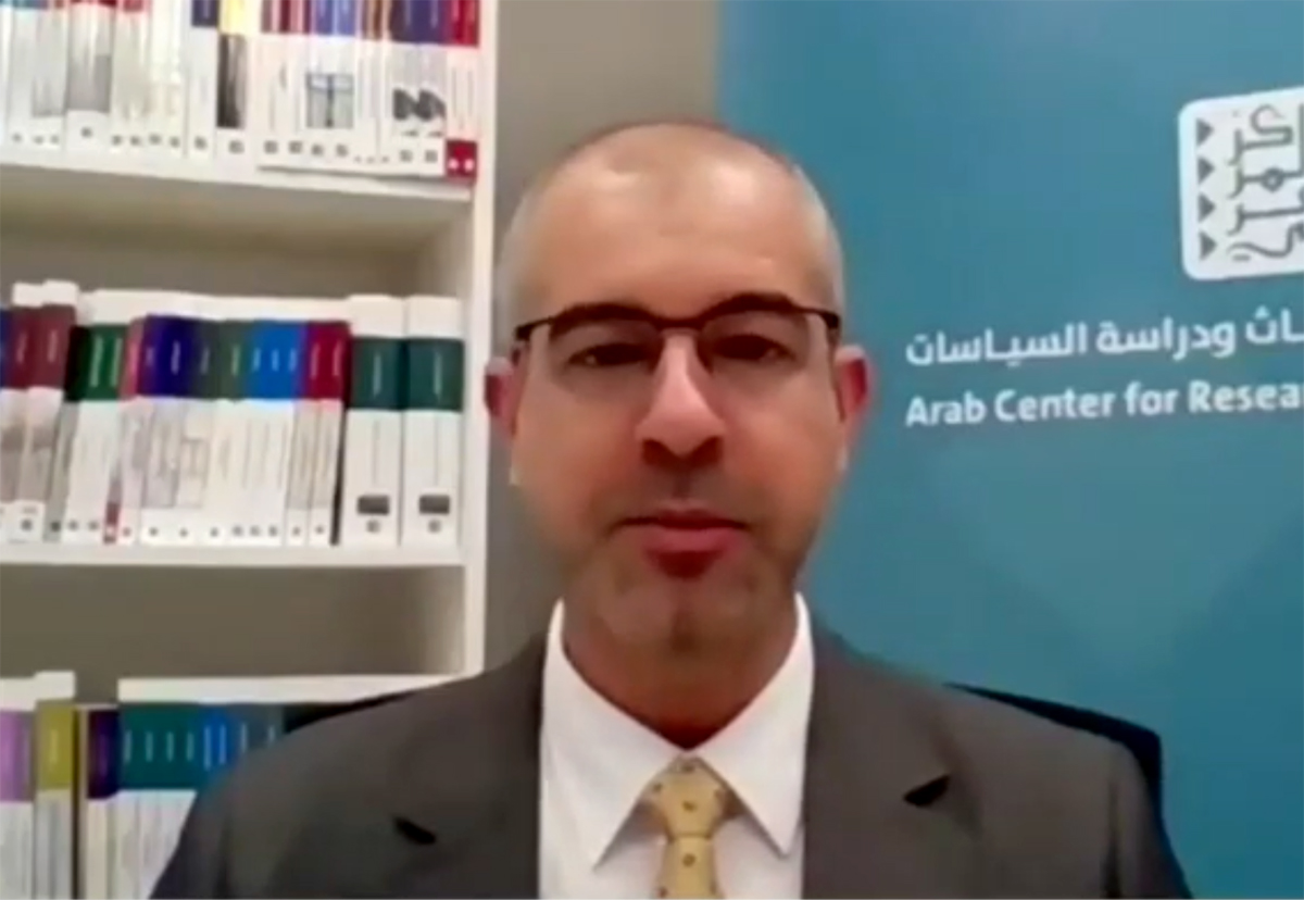 Mohamed Hemchi Heads the Second Session