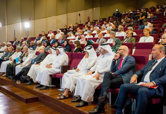 حضور كبير ومتنوع للباحثين والأساتذة والمهتمين