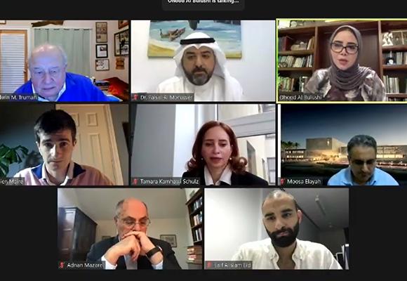 الجلسة السادسة - منتدى دراسات الخليج