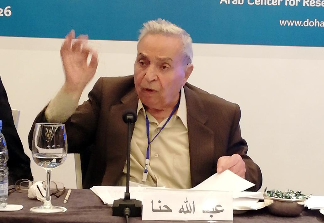 عبد الله حنا