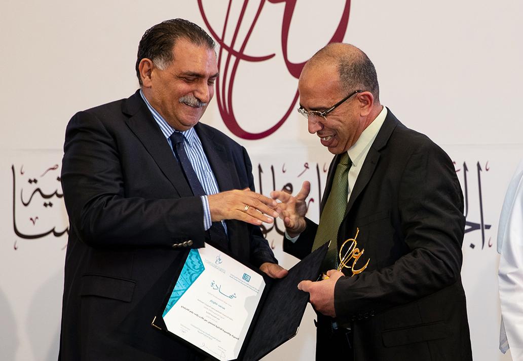 محمد فاوبار (الفائز بالمرتبة الثانية -جائزة الأبحاث المنشورة في الدوريات المحكمة باللغة العربية)